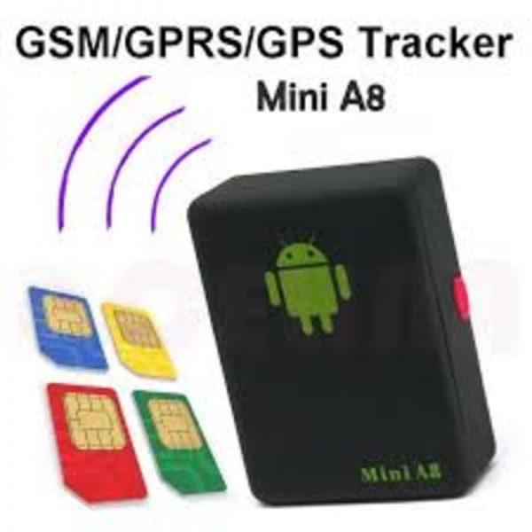 MINI A8 GPS TRACKER