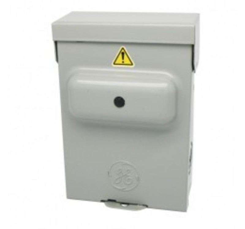 Power Box Hidden Camera
