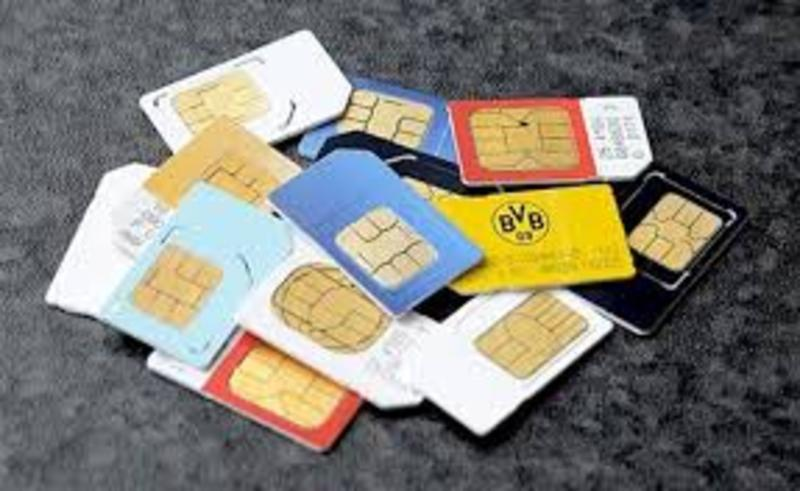 SIM CARD READING
