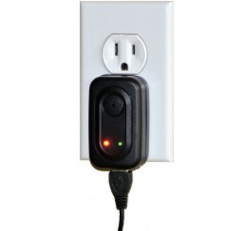 USB WALL ADAPTER CAMERA